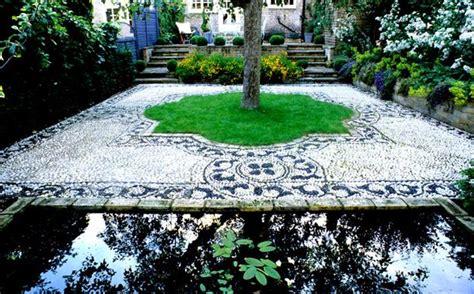 garden design ideas  landscaping  moresque style