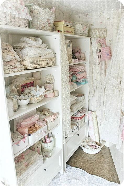 shabby chic craft room ideas i love this interesting to note this is a basic book shelf nothing fancy ornate or shabby