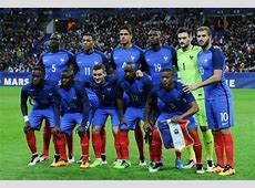 France Announce Squad For 2018 FIFA World Cup Qualifiers