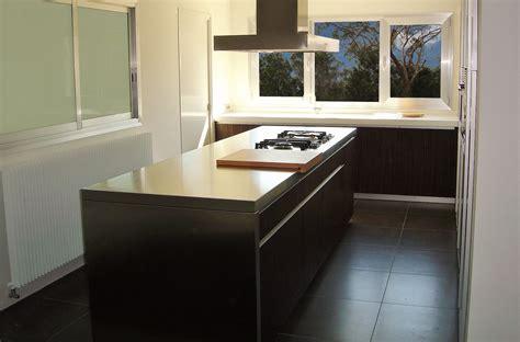 diseno de cocinas de madera sobre cocinas