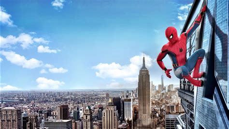 spider man homecoming    wallpapers hd