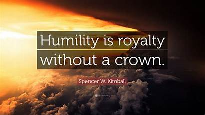 Spencer Royalty Kimball Humility Crown Without Quote