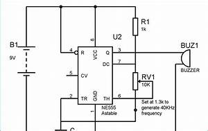 Secret Diagram  Topic Circuit Diagram Buzzer