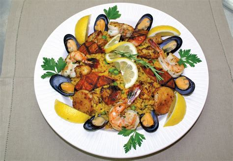 haute cuisine haute cuisine a magical paella business jet traveler