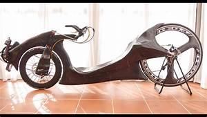 Carbon Recumbent Low Racer Riding