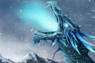 Image result for ice dragon from game of thrones