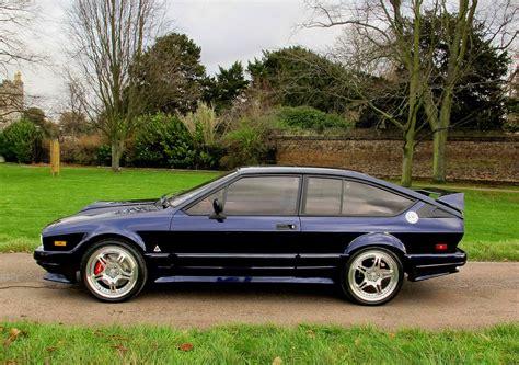 Alfa Romeo Gtv 6 by 1986 Alfa Romeo Gtv6 Fully Restored Auto Restorationice