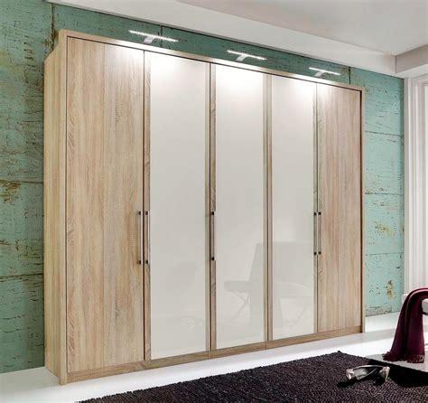 Built In Cupboards Adelaide by Stylform Linus Hinged Door Wardrobe Wood Glass