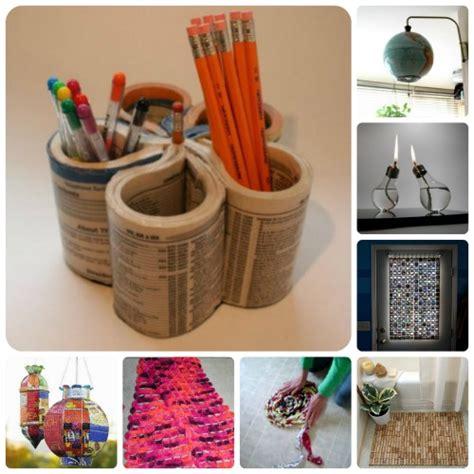 ideas  reciclar reutilizar  decorar en las