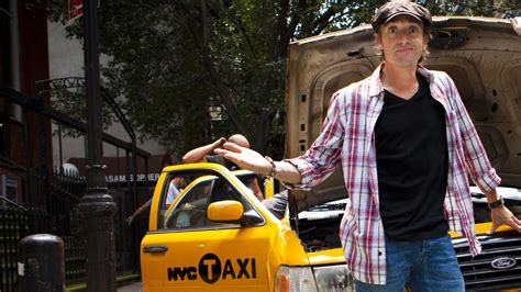 Ny Cab Driver & Stand-up Comedian?! Crash