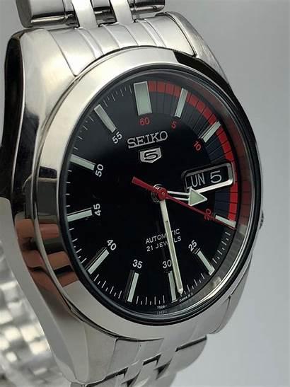 Seiko Dial Automatic Speedometer Watches Watchnation