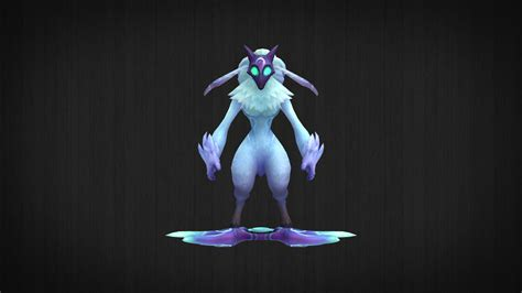 Kindred Animated Wallpaper - kindred the eternal hunters 3d model dl by