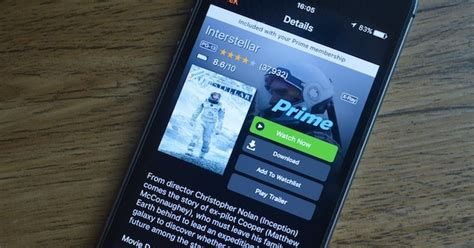 como usar amazon prime video  celular  assistir