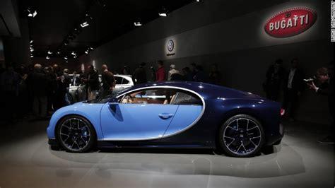 bugatti chiron  worlds  fastest car