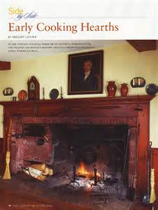 Colonial Cooking Hearth