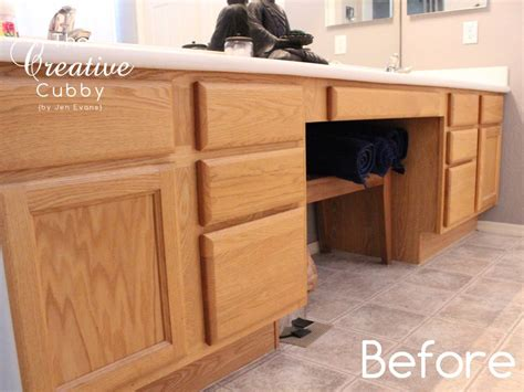 gel stain cabinets diy the creative cubby diy gel stain cabinet makeover