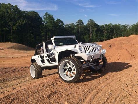 jeep wrangler white 4 door custom 1c4bjwdg3fl528932 2015 jeep wrangler four door 4x4