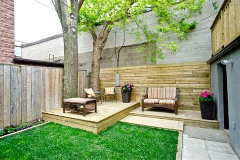 decking design ideas  small gardens  garden