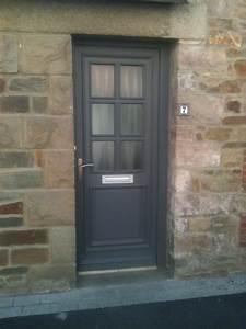 peindre une porte d entree en bois maison design mail With peindre une porte d entree