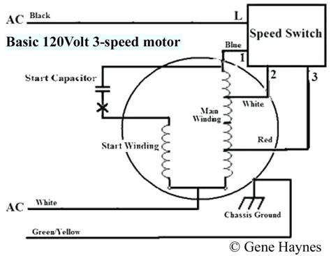 westinghouse 3 speed fan switch wiring diagram gallery