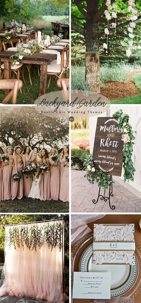 rustic wedding ideas Elegantweddinginvites com Blog