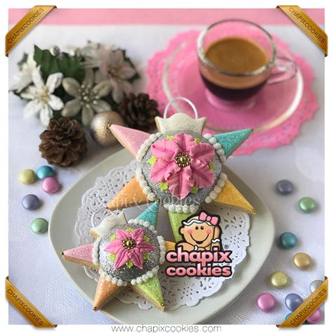 Christmas cookie countdown and mexican wedding cookie 9. Traditional Mexican Piñatas - #ChapixCutters available   Cookie tutorials, Sugar cookies ...