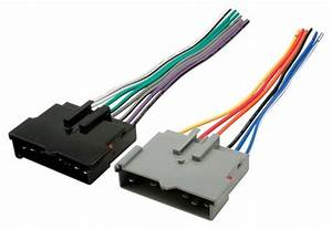 Metra Wiring Harness For Select Ford Vehicles Multi Fd