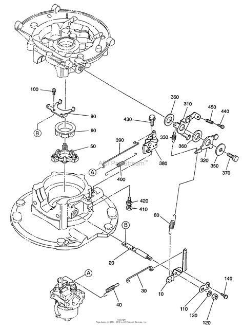 Snapper Ecv Cycle Robin Engine Parts Diagram For