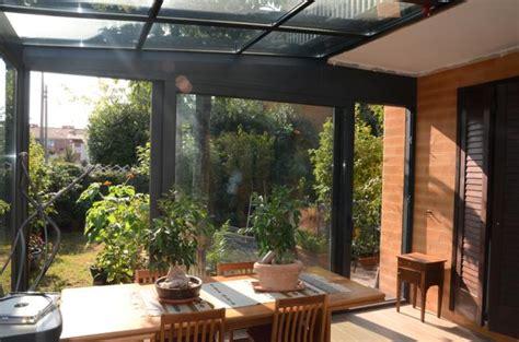 verande apribili verande in legno per terrazzo apribili a libro a terni