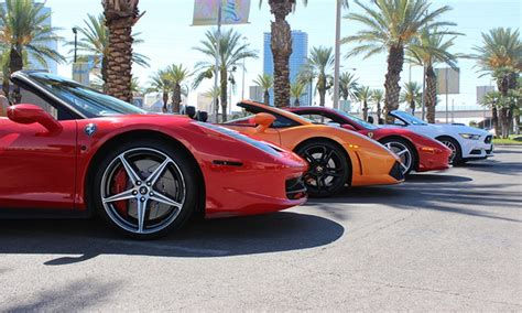 Exotic Cars  Exotic Driving Experiences Groupon