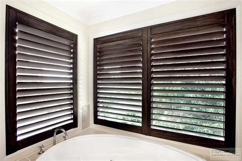 Plantation Shutters  Russells Creative Curtains And