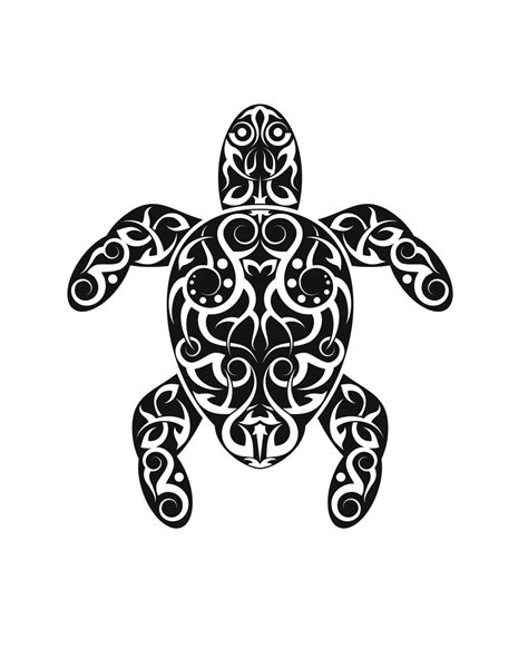 These Tribal Animal Tattoos Will Showcase The Wildness In You