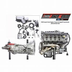 Ford Racing Coyote Swap Kit Engine   Trans   Pcm