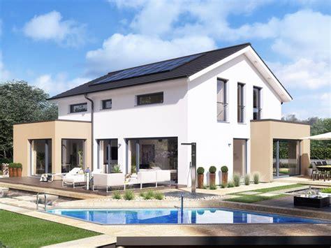 Häuser Modern Mit Satteldach by Design Haus Mit Satteldach Einfamilienhaus Concept M 155