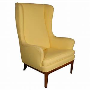 Arne, Norell, Modern, Wing, Chair, At, 1stdibs