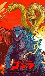 Pin by Jose Garcia on Monsters   Kaiju monsters, Godzilla ...