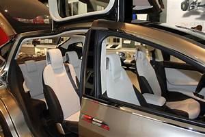 Tesla Model X Interior 2