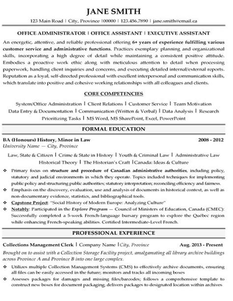 Administrative Resume Template by Pin By Resumetemplates101 On Best Administration
