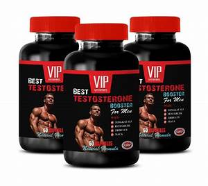 Testosterone Booster For Men - Best Testosterone Booster 3b- Ginseng Capsules