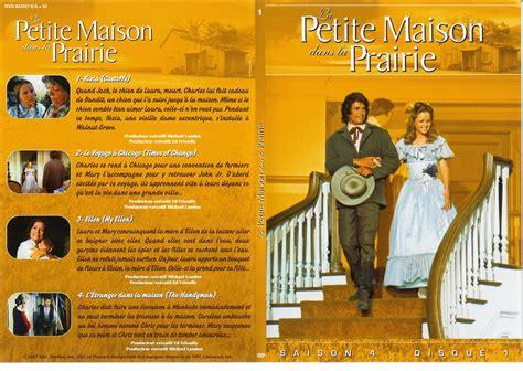 jaquette dvd de la maison dans la prairie saison 4 vol 1 cin 233 ma