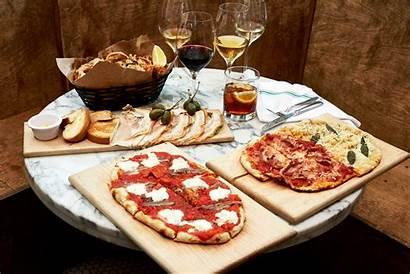 Ancient Roman Pizza Pies Delight Call Spread