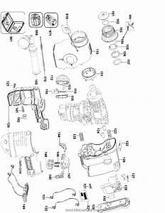 Garden Tiller Parts List