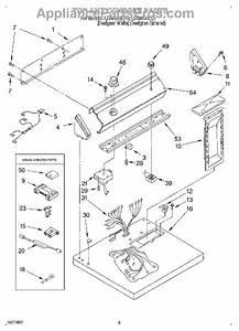 Whirlpool Wp3395385 Switch Push-start