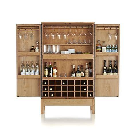 victuals grey bar cabinet victuals cherry bar cabinet