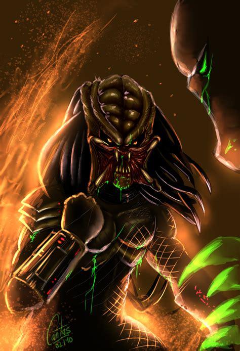 awesome predator fan art