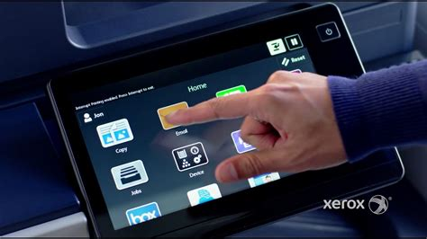 Xerox® ConnectKey® Technology – the User Interface ...