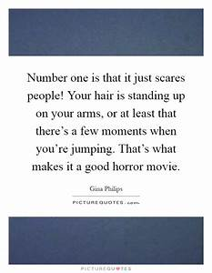 Number one is that it just scares people! Your hair is ...