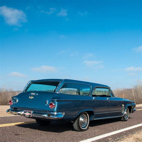 1963 Chrysler New Yorker For Sale by 1963 Chrysler New Yorker Town Country Hardtop Wagon For Sale
