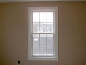 new construction door trim paint and window trim master With interior door window molding ideas