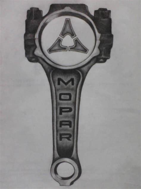 dart custom hot rod tattoo mopar  tattoos